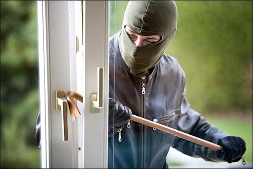การป้องกันขโมยขึ้นบ้าน